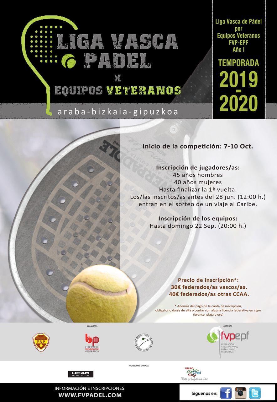 Calendario 2020 Bizkaia.Fvp